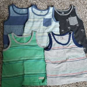 Bundle of 3t Tanks